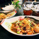 タイ料理 クァーサイヤム