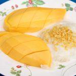 タイ産冷凍マンゴー(ハーフ)